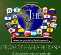 Diccionario de jergas, modismos,etc por países de habla hispana